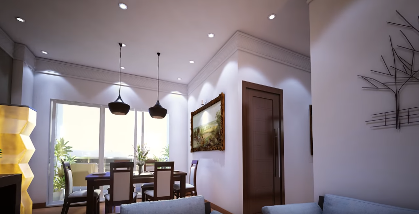 One of The Best Ideal Flats in Kolkata By Eden Group