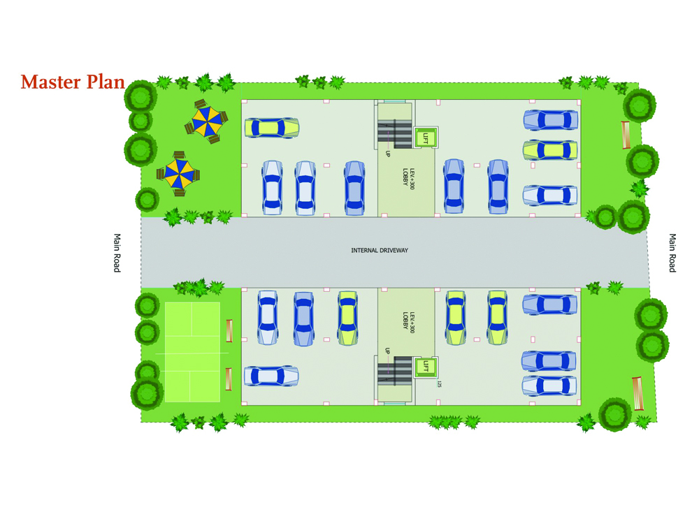 Eden Ixora Floor Plan 1