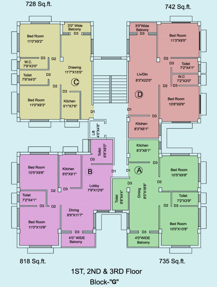 Awesome dua residency floor plan photos flooring area for X2 residency floor plan