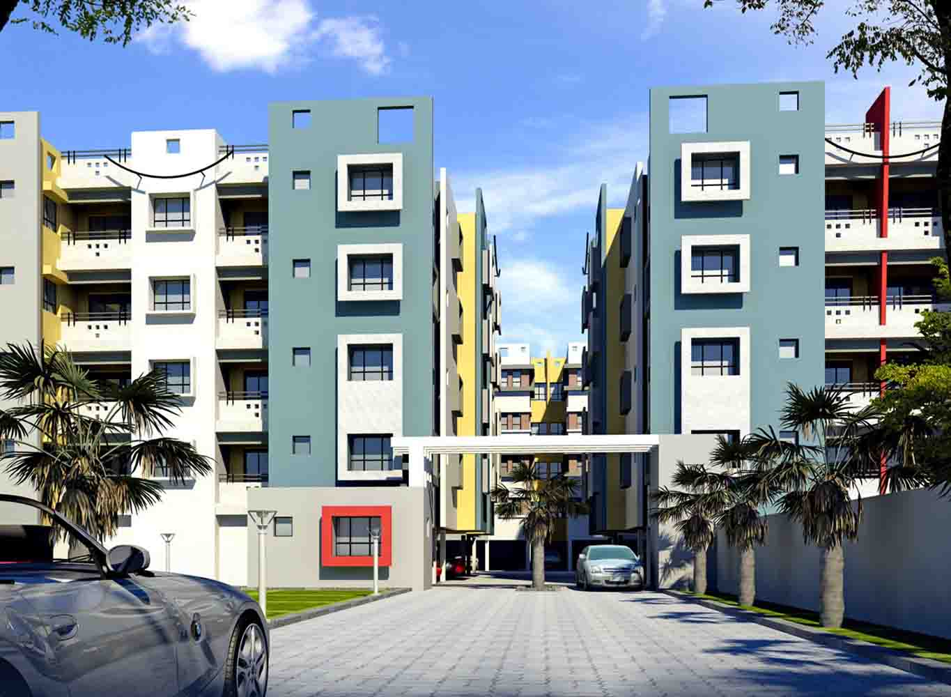 Eden Tolly Signature - Buy flats in Kolkata