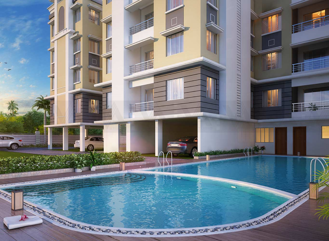 Eden Richmond Enclave - Real Estate Property in Kolkata
